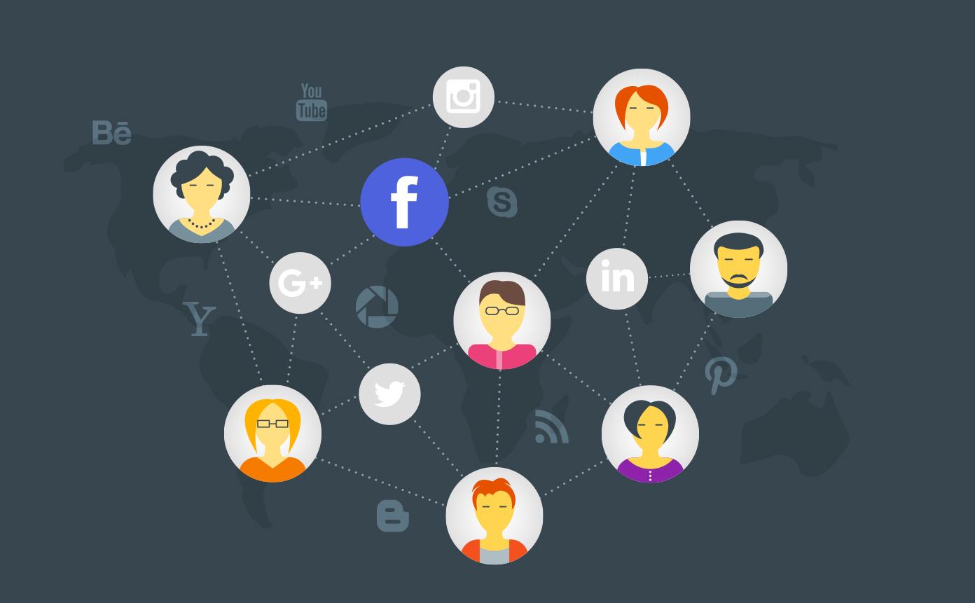 redes sociais para ies postagens facebook