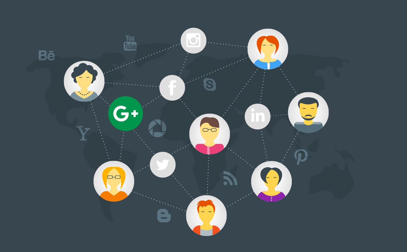 redes sociais para ies postagens google plus