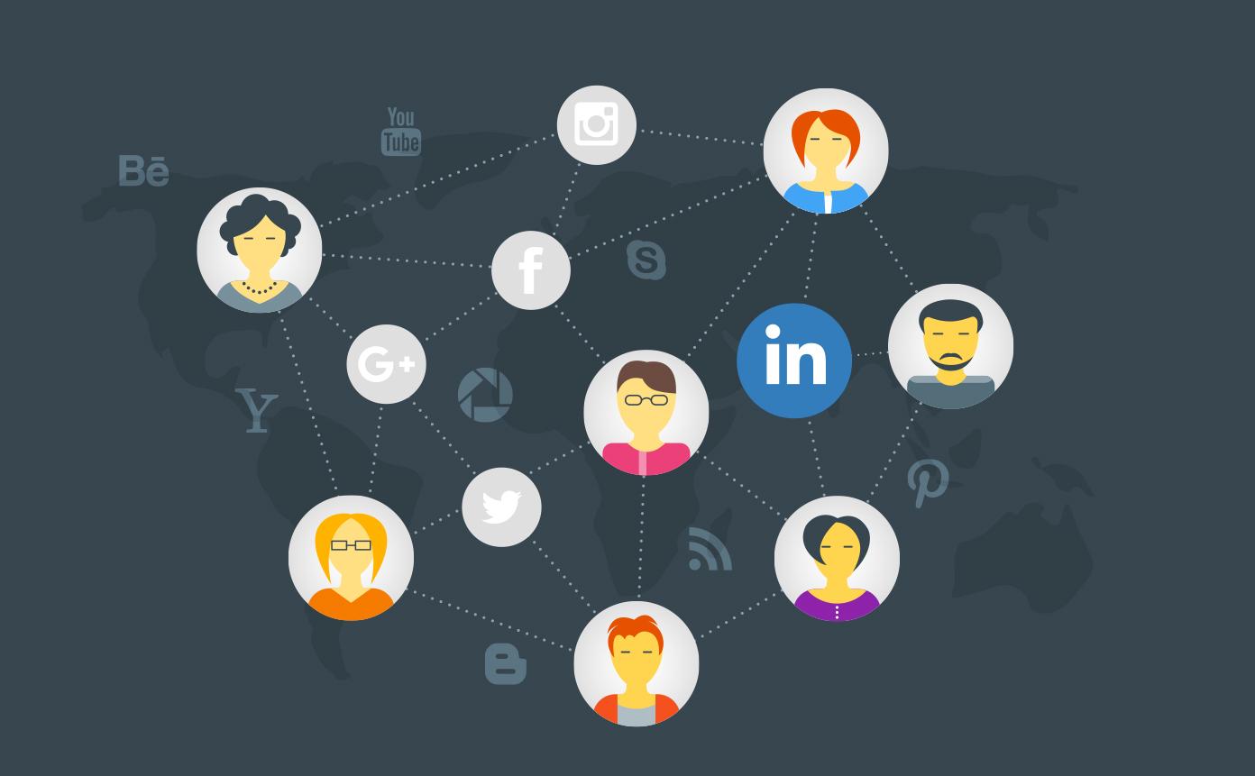 redes sociais para ies postagens linkedin
