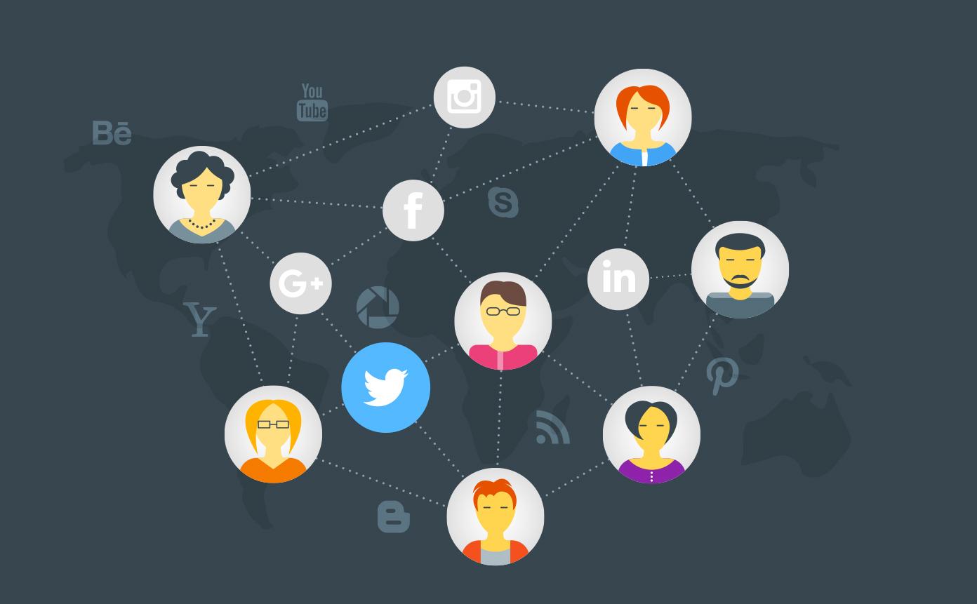 redes sociais para ies postagens twitter